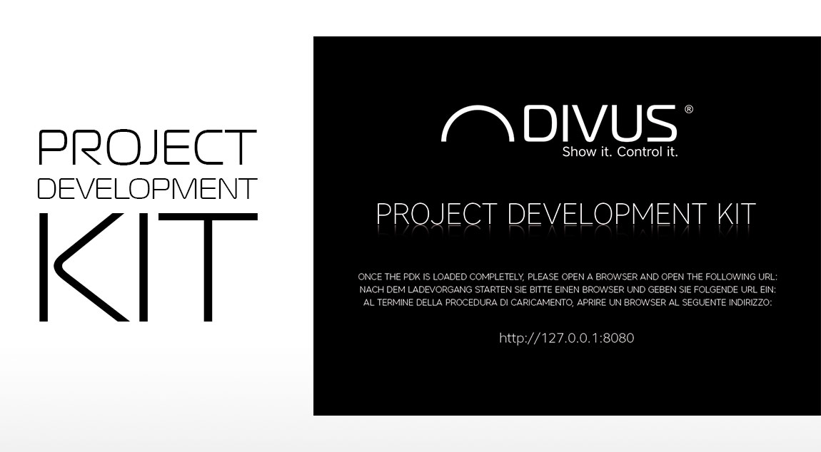 DIVUS Project Development Kit