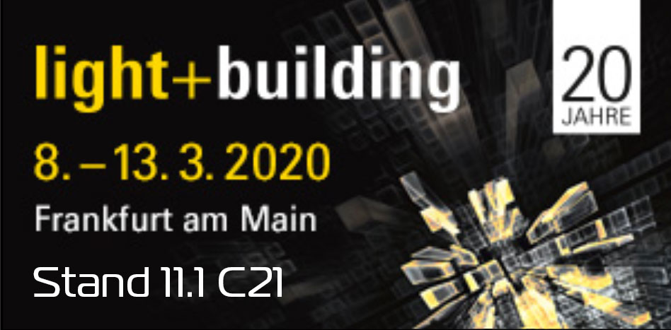 Light and building 2020